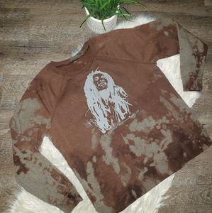 Bob Marley Custom Sweatshirt